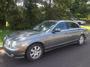 2004 Jaguar S-TYPE Berline