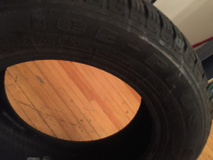 Winter tires (4) 185 65 R14