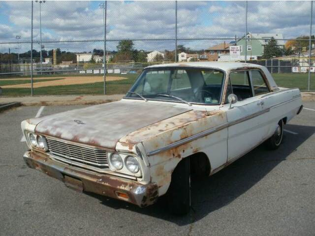 Image 1 of 1965 Ford Fairlane White…