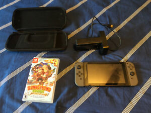 Nintendo Switch Console Bundle For Sale