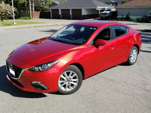 2015 Mazda 3 GS Touring M/T