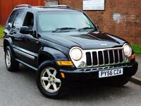 2006 Jeep Cherokee 2.8 CRD Limited Station Wagon 5dr