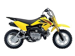2016 Suzuki DR-Z70 - Off Road Dirt Bike Regina Regina Area image 2