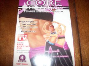 DANCE EXERCISE PROGRAM DVD- 4