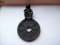1750's Chinese coin pendant, VERY RARE
