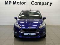 2015 64 FORD FIESTA 1.6 TITANIUM AUTO 104 BHP 5DR 6SP AUTO HATCH,14,000M MOST SH
