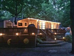 Happy Hills Campground - Trailer For Sale
