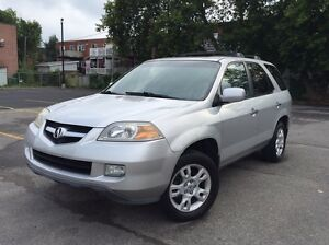 2005 Acura MDX Touring (Cuir, Toit ouvrant, Mags) *SUPER PROPRE*