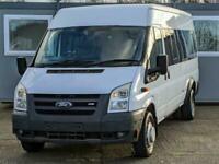 2007 Ford TRANSIT 100 17-SEAT RWD ** NO VAT ** ** VERY CLEAN MINIBUS EX PRIVATE