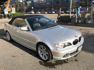 2005 BMW 3-Series 325Ci Convertible  (2 door)