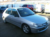 1999(T) PEUGEOT 306XSi 2.0i 16V 135PS, ONLY TWO OWNERS, L/MILES, FUTURE CLASSIC!