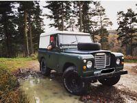Landrover series 3 4x4