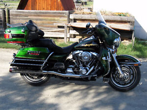 Harley Davidson ULTRA CLASSIC price reduced !