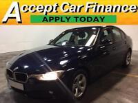 BMW 320 2.0TD d Efficient Dynamics 2013MY d EfficientDynamics FROM £62 PER WEEK!