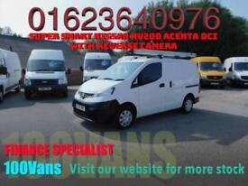 NISSAN NV200 1.5dCi 89bhp 2014MY ACENTA WITH REVERSE CAMERA+MUCH MORE