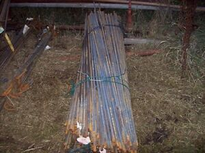 REBAR FOR SALE or TRADE