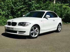 BMW 1 Series 118D Coupé