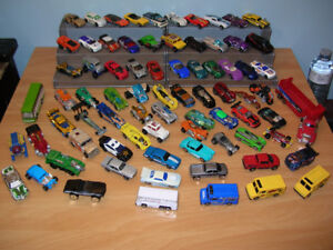 Hot Wheels & others Lot of 77 cars