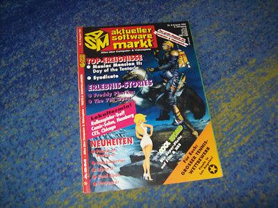 ASM Aktueller Software & Videospiele Markt Zeitschrift Nr.08 1993 Tronic Verlag  online kaufen