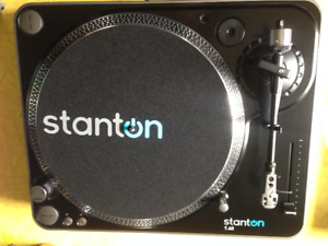 Stanton T.62 Turntable Great Condition