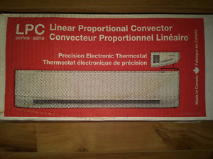 Dimplex Digital 1000 watt baseboard heater