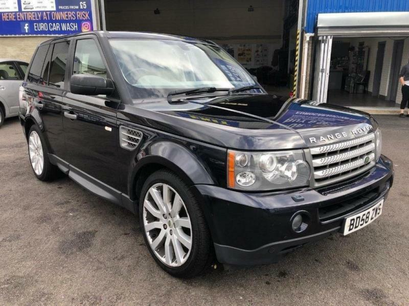 2009 Land Rover Range Rover Sport 3 6 Td V8 Hse 5dr In Greenwich