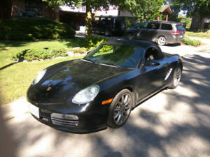 2008 Porsche Boxster 2 Door Convertible