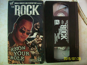 Wrestling VHS For Sale, All $1 Each!! WWE, WWF, WCW, ECW London Ontario image 2