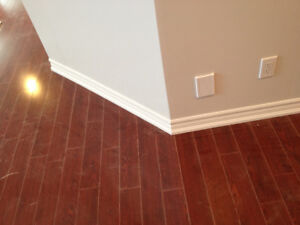 Our services Special ** $0.99sqft laminate floor installation