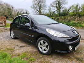 2009 Peugeot 207 Verve 1.4 HDI Diesel £30 Tax Low Insurance
