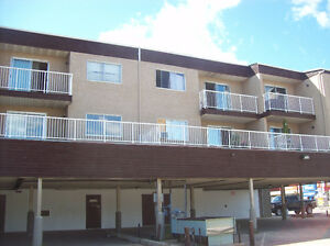 One Bedroom apartment in Morinville, AB. Adult building