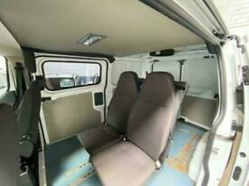 2015 Ford Transit Custom 2.2TDCi 125ps White 1 Owner FSH MOT March 2022 CAMPER?
