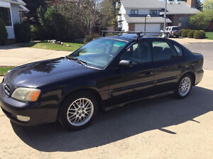 2000 Subaru Legacy GT Sedan For Sale!