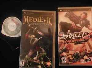 3 PSP games 20 obo