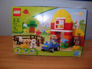 Lego Duplo set # 6141 Complete with manual