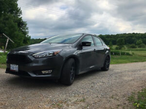 2018 Ford Focus SEL Lease Takeover ! 4 months free!