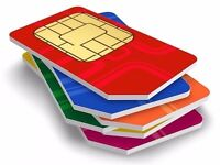 GOLD MOBILE NUMBERS UK ALL NETWORKS