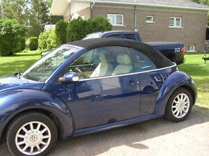2004 Volkswagen Beetle décapotable Cabriolet