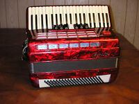 Baille Accordion (2nd Generation)