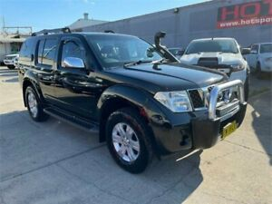 2007 Nissan Pathfinder R51 MY07 ST-L 6 Speed Manual Wagon Granville Parramatta Area Preview