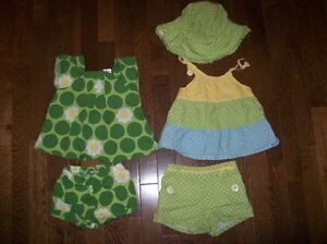 Gymboree 'A Pop of Daisies' Outfits, Size 12-18 months