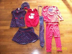 Gymboree 'Homecoming Kitty' 8 Piece Set, Girls Size 3