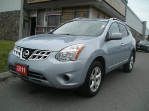 2011 Nissan Rogue SV AWD BACK UP CAMERA
