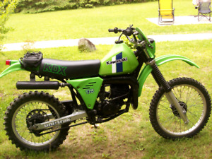 Kawasaki Kdx New Used Motorcycles For Sale In Canada From
