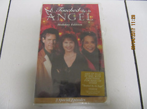 Classic Touched By An Angel Holiday Edition VHS NEW sealed 1999