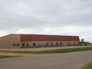 Lacombe Warehouse/Shop Space