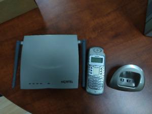 Téléphone Nortel sans-fil T7406E - usagé