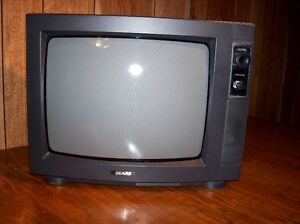 "14"" Sears Colour TV"