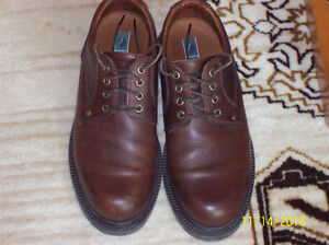Size 13 Regular Width Oaktrak Brown Men's Shoes