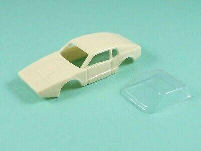 custom resin saab sonett III aurora t-jet ho slot car body for sale  Shipping to Canada